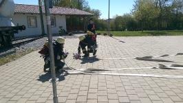 Atemschutzleistungsabzeichen in Osterhofen am 30.04.2016