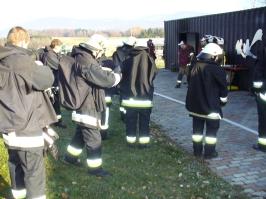 RDA Schöllnach am 12.11.2011