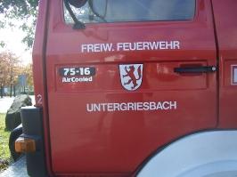 RDA Schöllnach am 13.10.2012