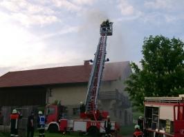 Großübung am Paulusberg am 17.05.2008
