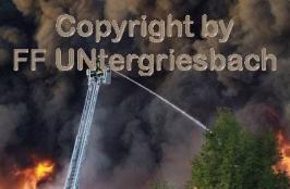 Brand bei Galvanobauer (13.09.2006)