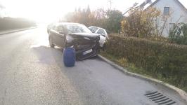 Verkehrsunfall am 13.11.2015