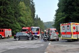 Verkehrsunfall am 21.09.2011