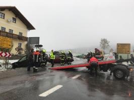 Verkehrsunfall in Gotting am 28.04.2017