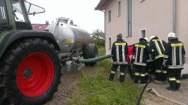 Wasserschaden in Untergriesbach am 02.06.2013
