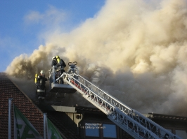 Wohnhausbrand in Untergriesbach          am 24.09.06