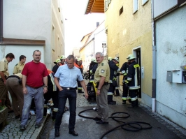 Wohnungsbrand - 22.06.2011