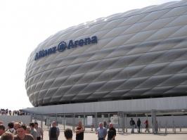 Besichtigung der Allianz-Arena am 11.05.07