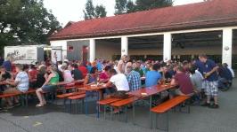 Grillfest am 27.07.2013