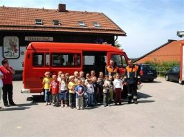 Kindergartenbesuch 2005