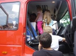 Kindernachmittag am 26.07.2008