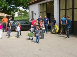 Kindernachmittag und Grillfest am 25.07.2009