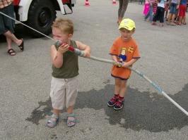 Kindernachmittag und Grillfest am 26.07.2008