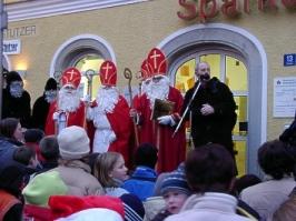 Nikolauseinzug ´03