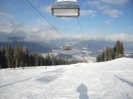 Skifahrt in der Flachau am 19.02.2011