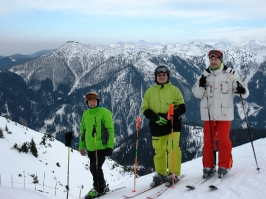 Winterübung 2015 - Flachau_38