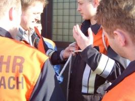 Truppmannlehrgang 1/2007 (03.-17. März 2007)