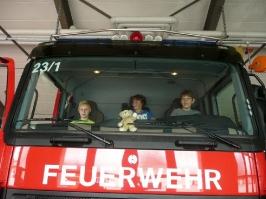 Besuch der Feuerwehr Deggendorf am 04.08.2012