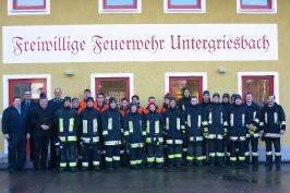 Truppführerausbildung 2015